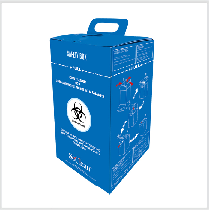 Sharps Safety Box Safety Box Manufacturer Sharps