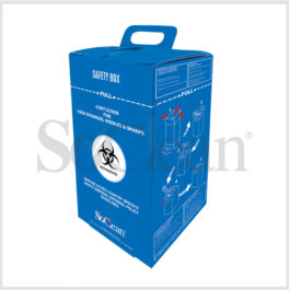 sharps-safety-box