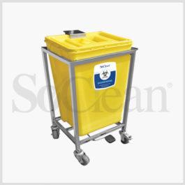 Waste Segregation System 1 Bin ( 30 Ltr)